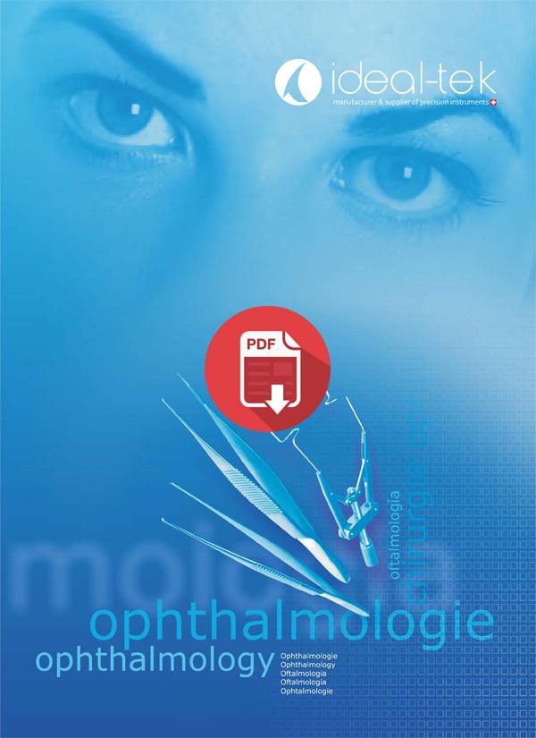 Ophthalmology Instruments Pdf