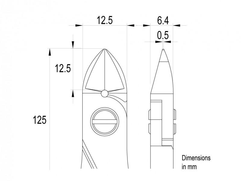 C511 Dimensions